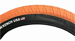 "Покрышка Kench USA BMX 20 ""x2.35"" (55-406) 30 tpi Оранжевый"
